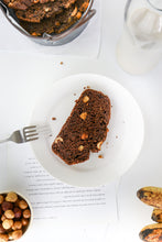 Load image into Gallery viewer, Banana Hazelnut Bread