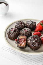Load image into Gallery viewer, Chocolate Strawberry Protein Balls