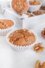 Load image into Gallery viewer, Walnut Carrot Cupcake