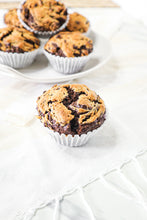 Load image into Gallery viewer, Peanut Butter Chocolate Cupcakes