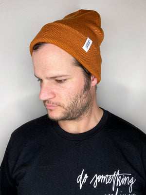 Ordinary Beanie — Copper