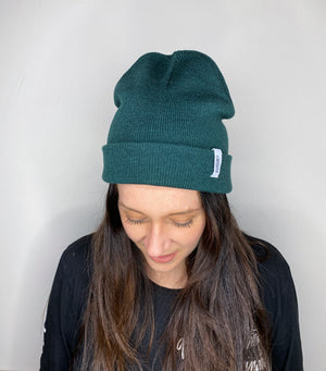 Ordinary Beanie — Pine Green