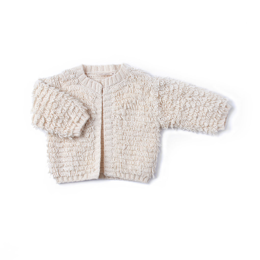 Crotchet Loop Cardigan