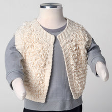 Load image into Gallery viewer, Crochet Loop Vest