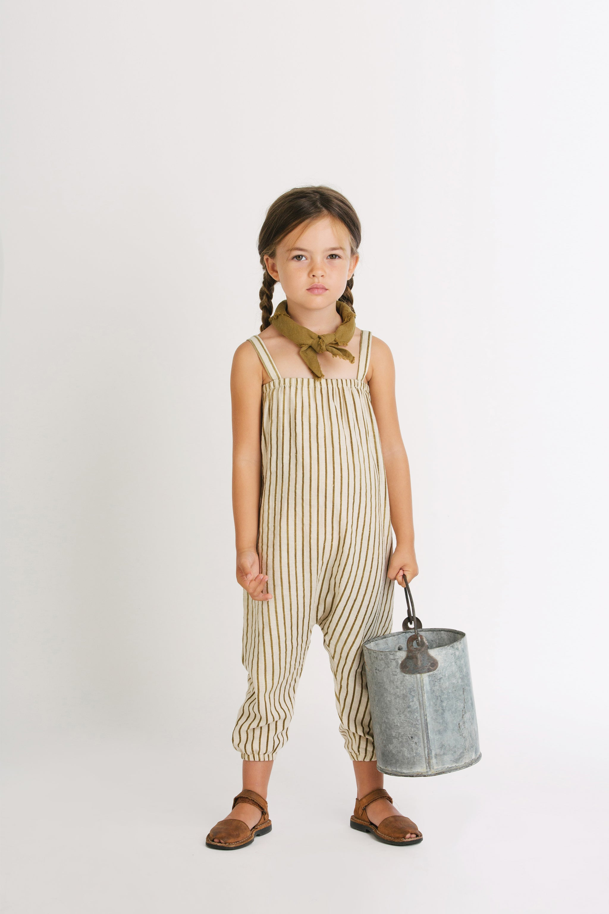 Farmgirl Jumpsuit