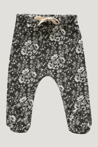 Emme Floral Footed Pants