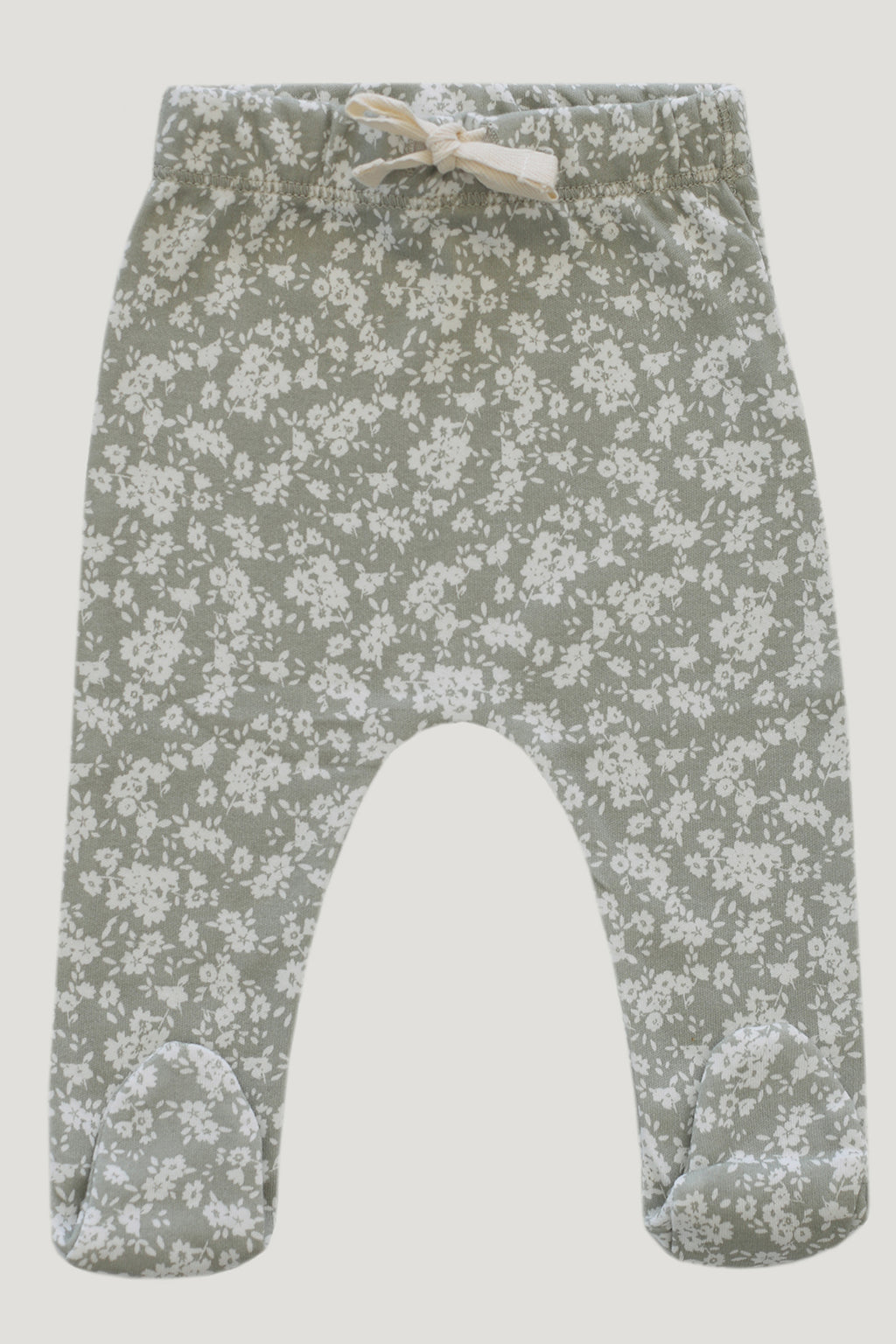 Sadie Floral Footed Pants