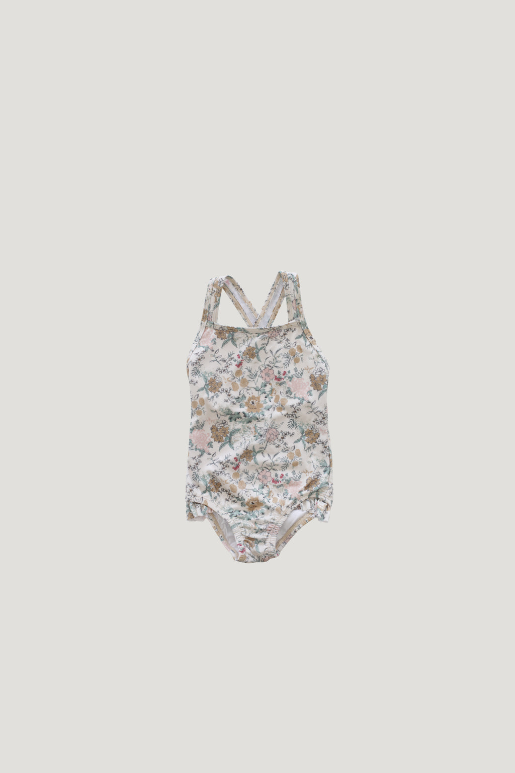 Everly Swimsuit Wild Floral