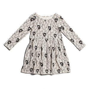 Madison Black Bears Dress