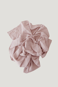 Muslin Wrap Rose Smoke