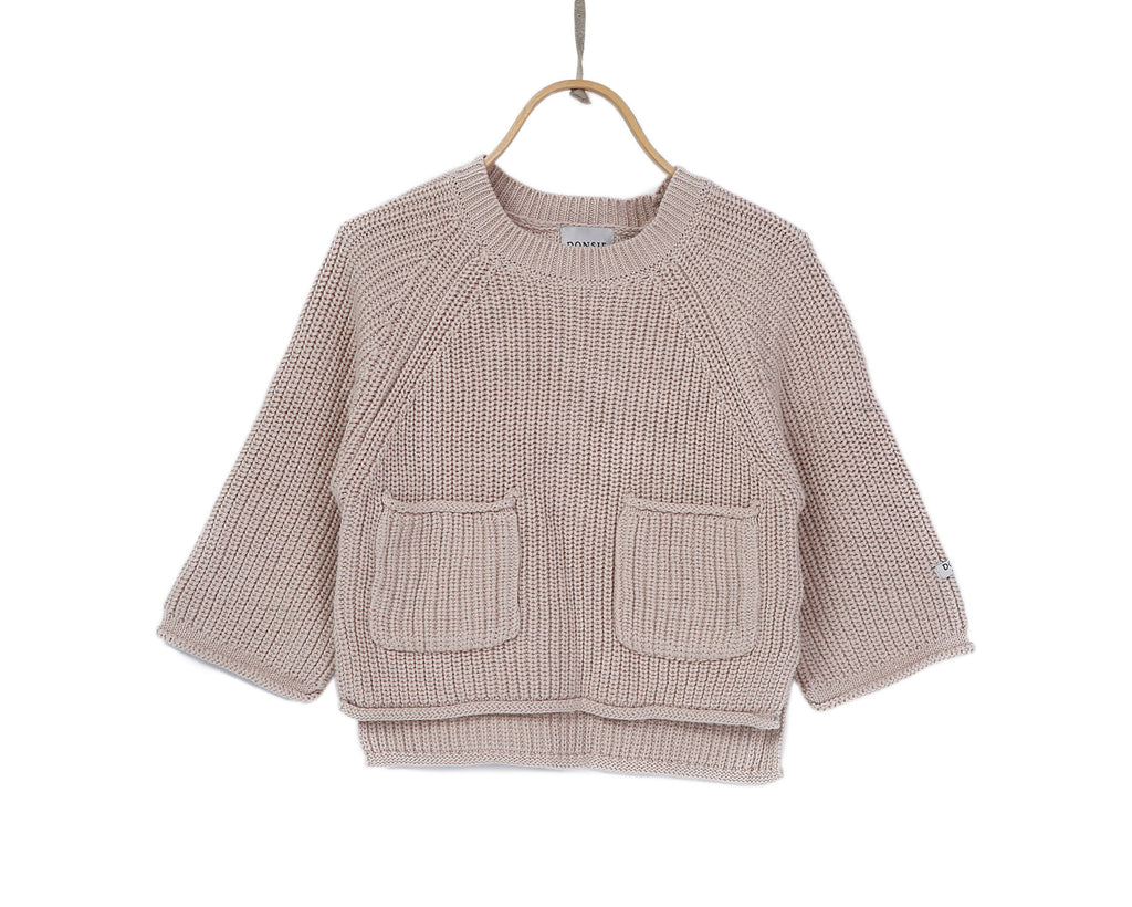 Stella Sweater Soft Sand