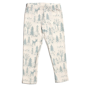 Winter Scenic Leggings
