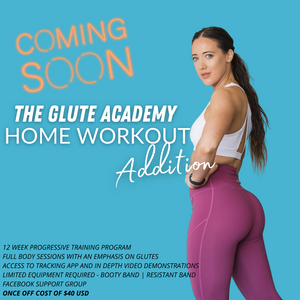 TGA 12 week home program