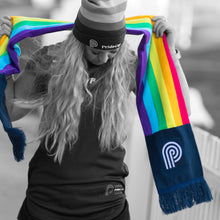 Load image into Gallery viewer, Rainbow Scarf