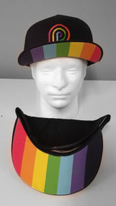 *LIMITED EDITION* Pride Hat (Rainbow colour way)