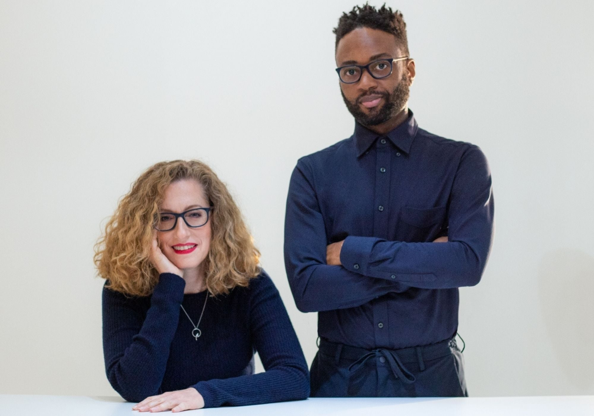 FURI Sport founders Michelle Spiro and Erick Mathelier