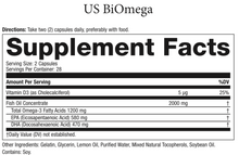 Load image into Gallery viewer, BiOmega™ Omega 3 oil