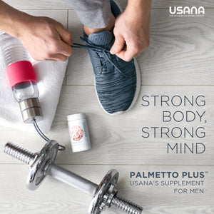 Palmetto Plus™ for guys