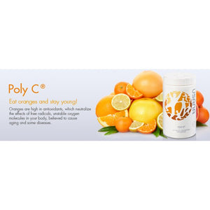 Poly C®(Vitamin C tablet)