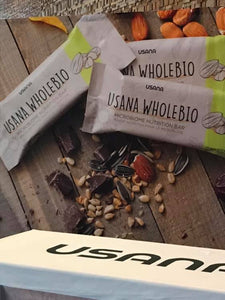 WHOLEBIO, Usana Microbiome Nutrition Bar