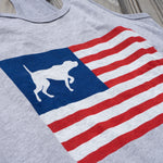 God Bless Bird Dogs Ladies Tank Top
