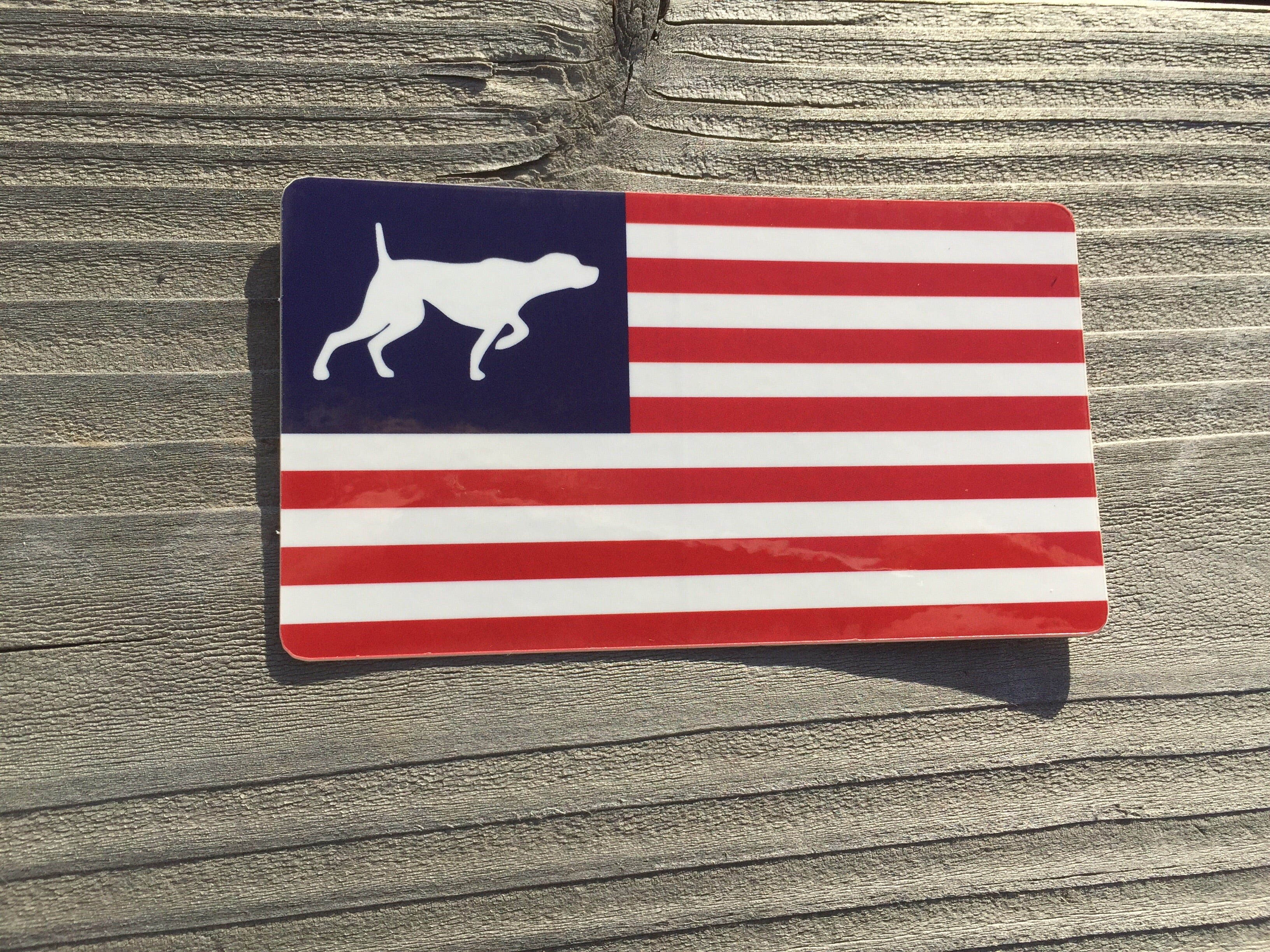 God Bless Bird Dogs Sticker