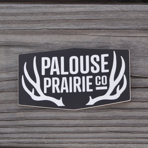 The Palouse Prairie Co. Sticker