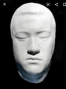 Lee, Bruce Lee Enter The Dragon Life Cast LifeMask Death mask life cast