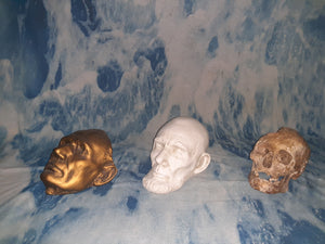 Abraham Lincoln life mask Volk cast