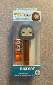 Bigfoot Pez POP