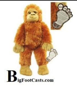 Bigfoot Gift Set