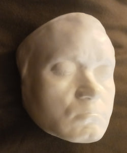 Beethoven life mask / life cast