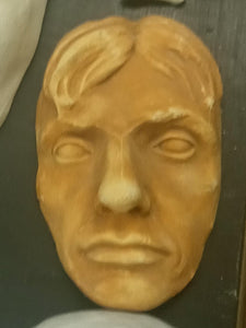 Horatio Nelson, 1st Viscount Nelson  Life Cast Life Mask Death Cast