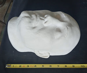 George Reeves life cast replica Life mask