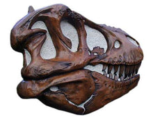 Load image into Gallery viewer, T.rex skull wall mount skull panel