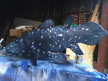 Load image into Gallery viewer, Coelacanth life cast replica Latimeria