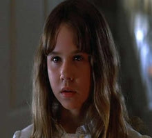"Load image into Gallery viewer, Blair, Linda Blair life mask ""The Exorcist"" life cast"