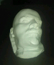 Load image into Gallery viewer, Vladimir Lenin Death mask Life mask / life cast