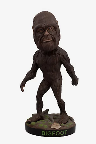 BIGFOOT BOBBLE-HEAD COLLECTIBLE FIGURE