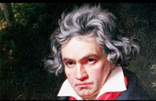 Load image into Gallery viewer, Beethoven life mask / life cast