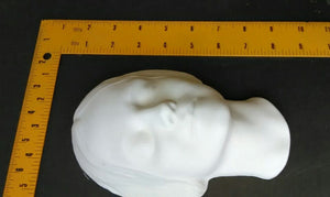 L'Inconnue de la Seine Face Cast (medium) Life Mask Death mask life cast