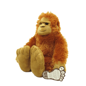 Bigfoot Sasquatch Plush - In Stock Now!