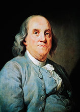 Load image into Gallery viewer, Franklin, Benjamin Franklin Life Mask Life Cast
