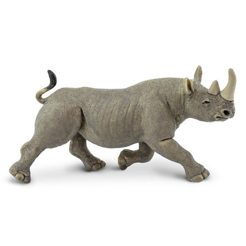 Black Rhino Safari Ltd. toy figure: item #228929