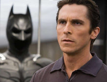 Load image into Gallery viewer, Bale, Christian Bale Batman life mask / life cast