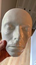"Load image into Gallery viewer, Bowie, David Bowie Life Mask Cast ""The Hunger"""