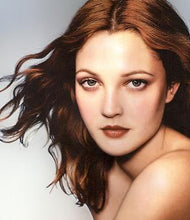 Load image into Gallery viewer, Barrymore, Drew Barrymore life mask life cast