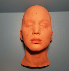 Lawrence, Jennifer Lawrence Life Cast Life Mask Death mask life cast