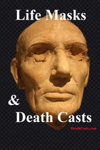 Load image into Gallery viewer, Anthony Hopkins Hannibal Life size Life-Mask face casting mask life cast