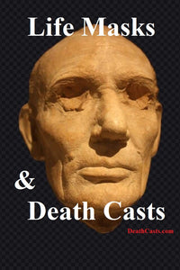 Cushing, Peter Cushing life mask (life cast)